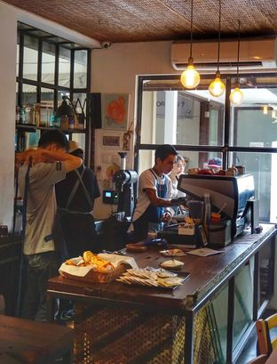 Foto 12 - Interior di But First Coffee oleh yudistira ishak abrar