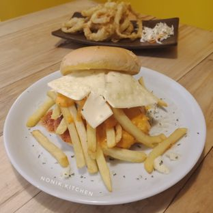 Foto 1 - Makanan di Pasta Kangen Coffee Roaster oleh Fensi Safan