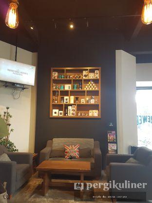 Foto 2 - Interior di Doppio Coffee oleh Meyda Soeripto @meydasoeripto