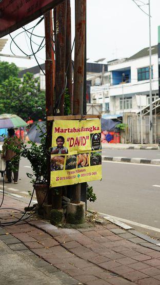 Foto 9 - Eksterior di Martabak Bangka David oleh deasy foodie