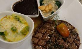 Double U Steak by Chef Widhi