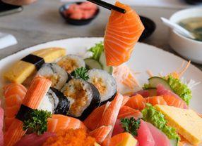 6 All You Can Eat Sushi di Jakarta yang Enak & Favorit