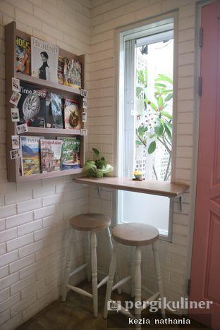 Foto review The Pink Door Tea Room oleh Kezia Nathania 5
