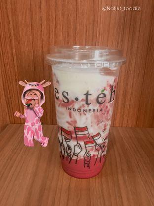 Foto review es.teh Indonesia oleh natalia || (IG)natjkt_foodie 1
