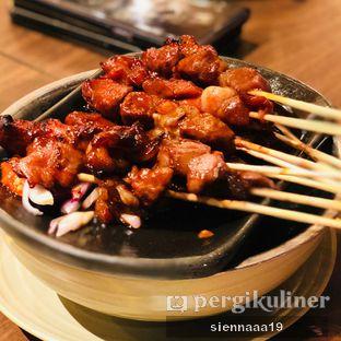 Foto 1 - Makanan(sate kambing) di Sate Khas Senayan oleh Sienna Paramitha