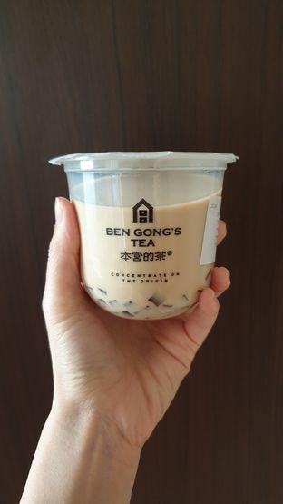 Foto review Ben Gong's Tea oleh ig: @andriselly  1