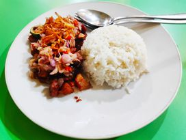 foto Warung Iga Bakar Babi Turis