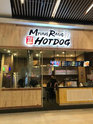 Foto 2 - Interior di Myungrang Hotdog oleh Makan2 TV Food & Travel
