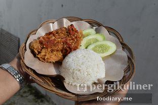 Foto 6 - Makanan di Ayam Geprek Ceger oleh @foodiaryme   Khey & Farhan