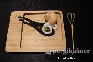 Foto 14 - Makanan(Keong dan sendok) di Namaaz Dining oleh UrsAndNic