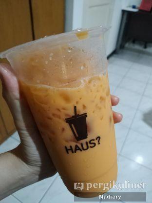 Foto 2 - Makanan(Ice Thai Tea) di HAUS! oleh Nadia Sumana Putri