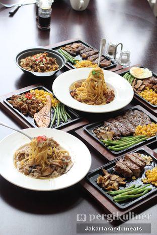 Foto 1 - Makanan di Akasaka Japanese Steak & Ice Cream oleh Jakartarandomeats