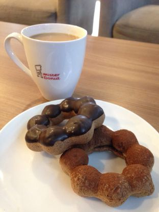 Foto review Mister Donut oleh Rurie  1