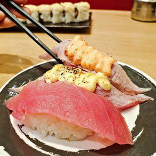 Foto 2 - Makanan di Genki Sushi oleh ruth audrey