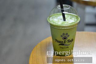 Foto - Makanan(Greentea) di Paws & Tails Dog Cafe oleh Agnes Octaviani
