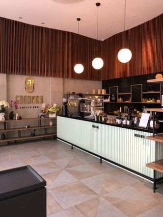 Foto Interior di Goodman Coffee Bar