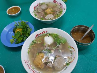 Foto review Bakso Medan 99 oleh Esther Lie 3