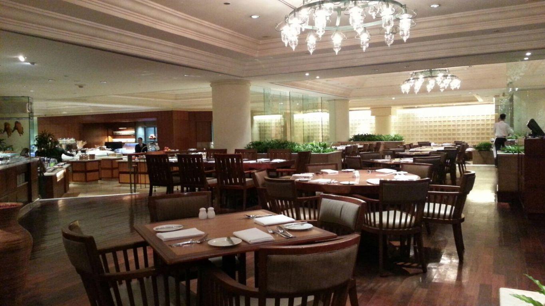 Grand Cafe Di Grand Hyatt Jakarta