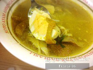 Foto 4 - Makanan di Soto Ayam Ambengan Pak Sadi (ASLI) oleh Fransiscus