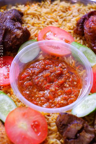 Foto 1 - Makanan di Kebuli Ijab Qabul oleh Vionna & Tommy