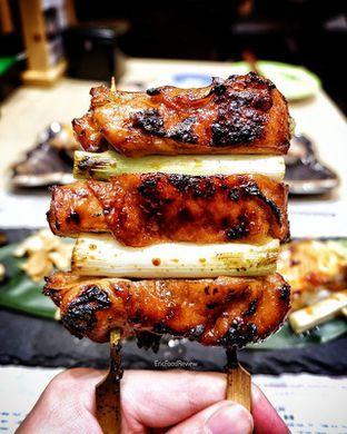 Foto 1 - Makanan(Teriyaki Chicken with Yuzu Kosho) di Itacho Sushi oleh Eric  @ericfoodreview