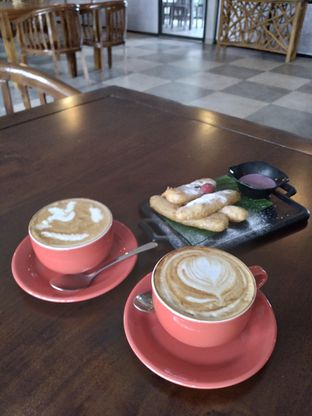 Foto review D'Juntos Coffee n' Kitchen oleh Prido ZH 25