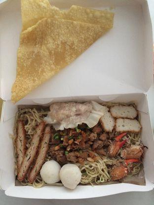 Foto - Makanan(Bakmi Kepiting Spice) di Spice Bakso Ikan oleh Elvira Sutanto