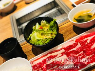 Foto 2 - Makanan(karubi set) di Yakiniku Like oleh Sienna Paramitha