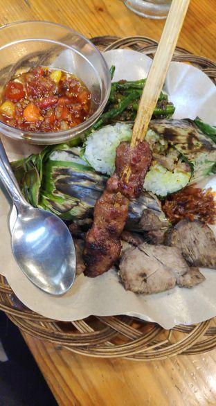 Foto 1 - Makanan(Nasi Bakar Bali) di Warung Bali Bedugul oleh Vita Amelia