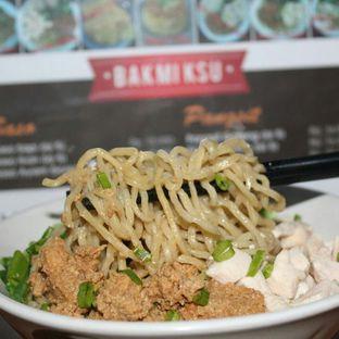 Foto 1 - Makanan di Bakmi Ksu oleh @duorakuss