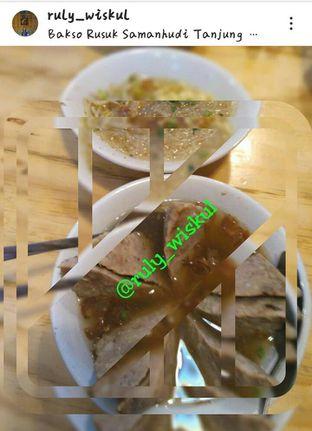 Foto 1 - Makanan di Bakso Rusuk Samanhudi oleh Lady Ruly