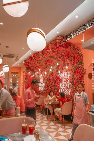 Foto 2 - Interior di Pink Mamma oleh Vionna & Tommy