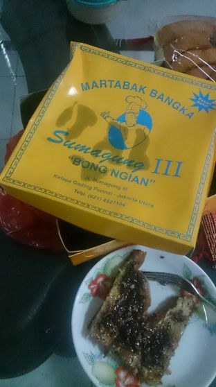 Foto - Makanan di Martabak Bangka Bong Ngian oleh andre kuncoro triraharjo