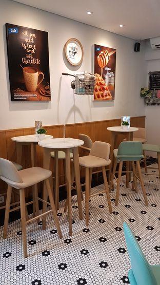 Foto 1 - Interior di Vilo Gelato & Coffee oleh Lid wen