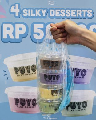Foto 3 - Makanan di Puyo Silky Desserts oleh thehandsofcuisine