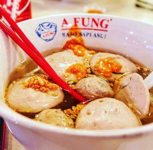 Foto - Makanan di A Fung Baso Sapi Asli oleh deasy foodie