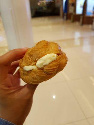 Foto review Choux Cream oleh Hafizah Murdhatilla 2