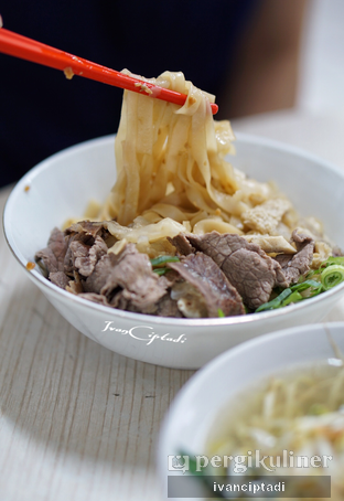 Foto 1 - Makanan(kwetiaw yam) di Kwetiau Sapi Hayam Wuruk 61 oleh Ivan Ciptadi @spiceupyourpalette