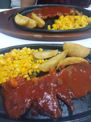 Foto review Steak Gunting oleh Dhans Perdana 2