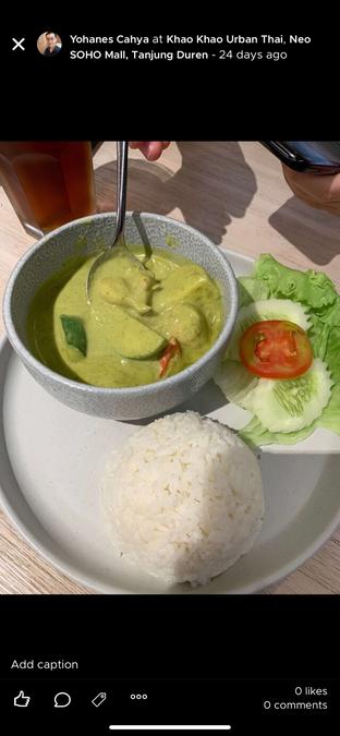 Foto 1 - Makanan di Khao Khao oleh Yohanes Cahya   IG : @yohanes.cahya