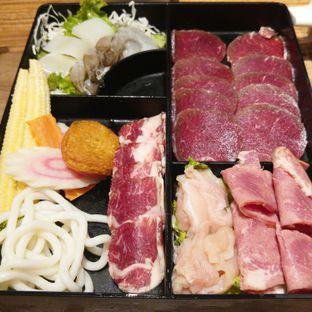 Foto 1 - Makanan(Supreme beef set) di Bar.B.Q Plaza oleh Laura Fransiska