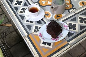 Foto Breakfast At Cayenne
