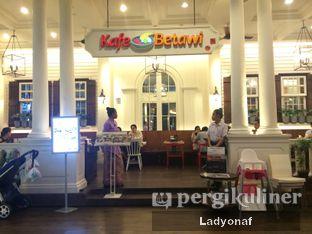 Foto 8 - Interior di Kafe Betawi First oleh Ladyonaf @placetogoandeat