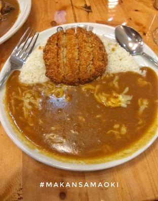 Foto 1 - Makanan di Coco Ichibanya oleh @makansamaoki