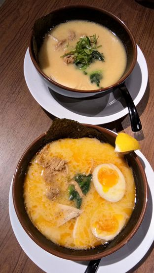 Foto 1 - Makanan di Ramen SeiRock-Ya oleh Komentator Isenk