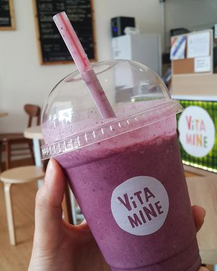 Foto 2 - Makanan(Nana berry) di Vita-Mine Smoothie Bar oleh Claudia @claudisfoodjournal