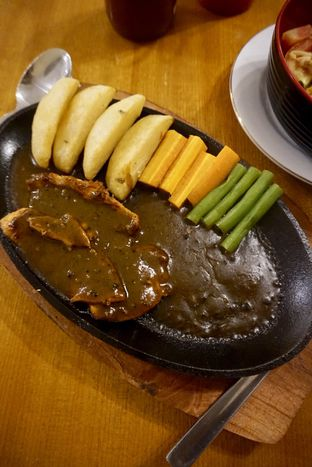 Foto 1 - Makanan di Istana Jamur oleh Prido ZH