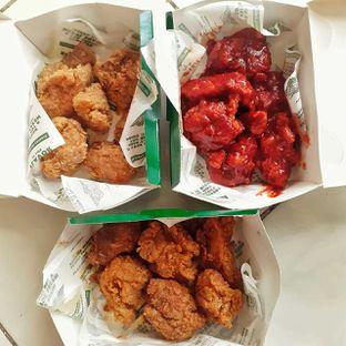 Foto 2 - Makanan di Wingstop oleh duocicip
