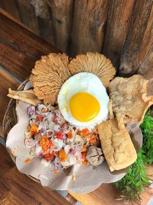 Foto 1 - Makanan di Bakso & Ayam Geprek Sewot oleh Ken @bigtummy_culinary