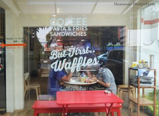 Foto review BROWNFOX Waffle & Coffee oleh Anandic  4